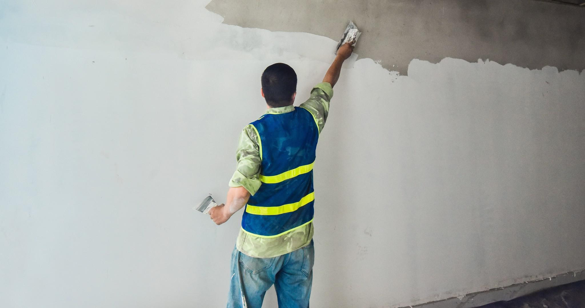 Xử lý bề mặt tường