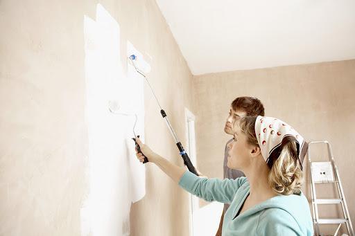 Xử lý bề mặt khi sơn
