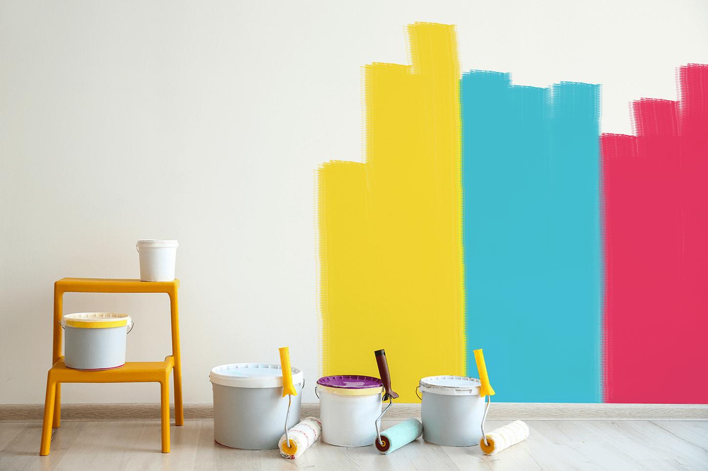tiêu chí chọn sơn nội thất
