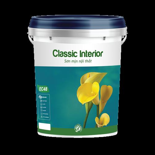 sơn mịn nội thất