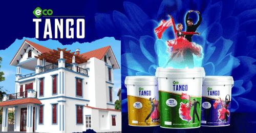 sơn ngoại thất eco tango