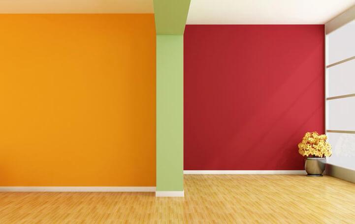 sơn nhà không cần bả